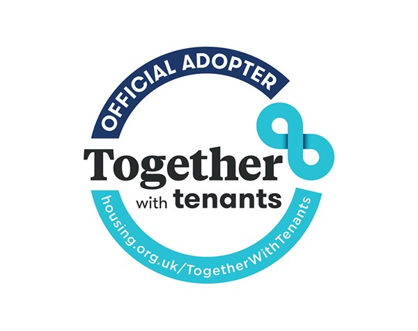 Together with Tenants - early adopter logo